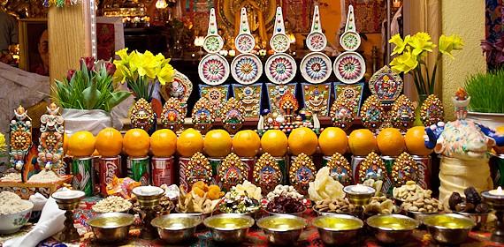 Losar Shrine