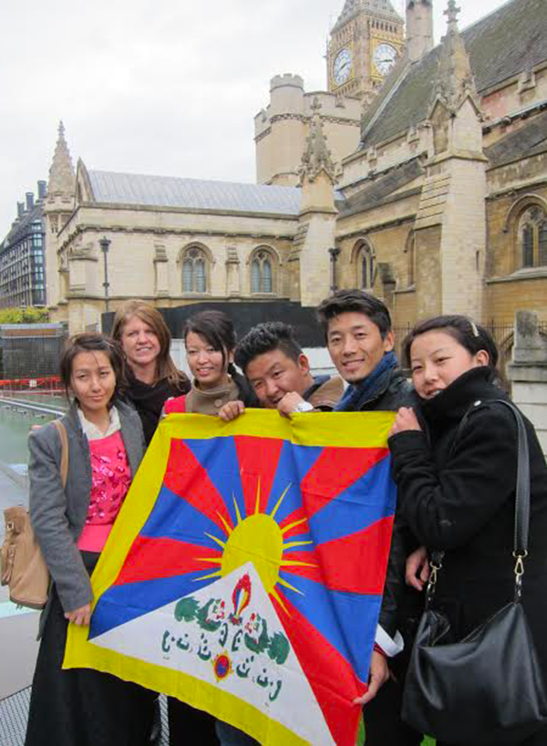 Tibetan Youth from Sikkim 2