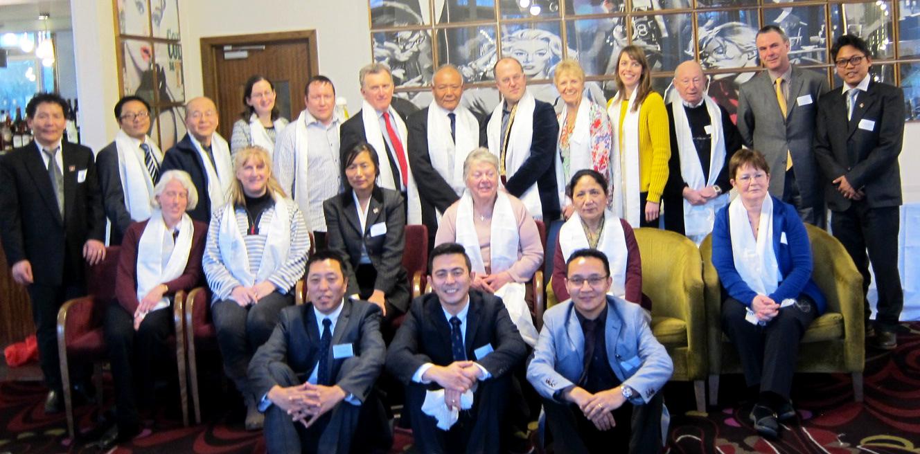 tibetan surpporters UK