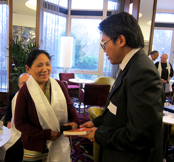 tibetan surpporters UK2